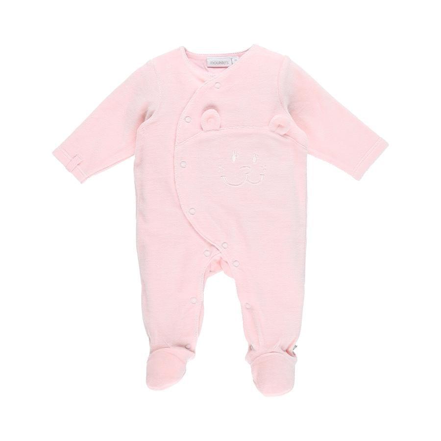 nGirl oukie´s s pijama 1 pieza rosa claro