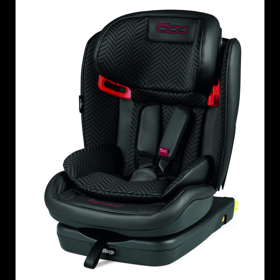Peg Perego Kindersitz Viaggio 1/2/3 Via Fiat 500