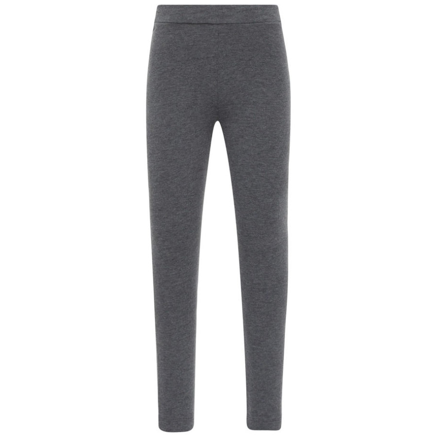 name it Girls Leggings Davina dark grey melange
