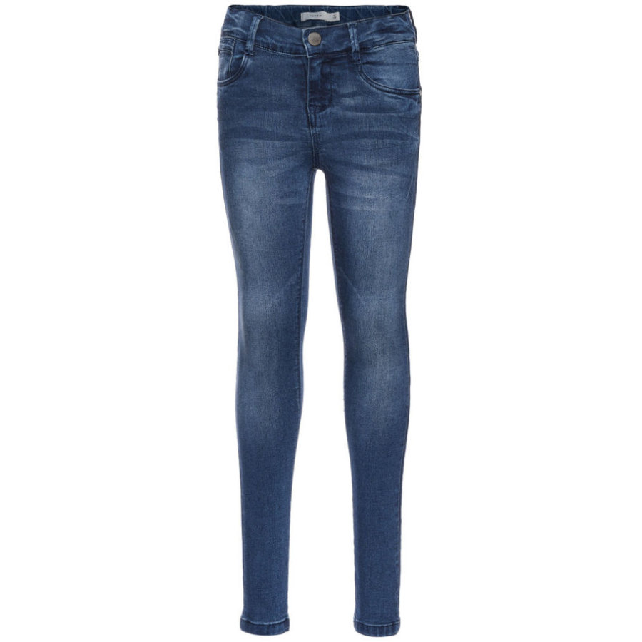 name it Girls Jeans Rikka dark denim