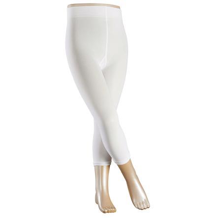 FALKE Leggings CotTouch white