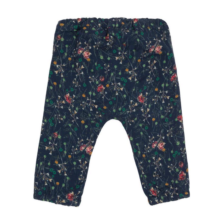 name it Girl s Pantalones de chándal Insignia de Feda azul