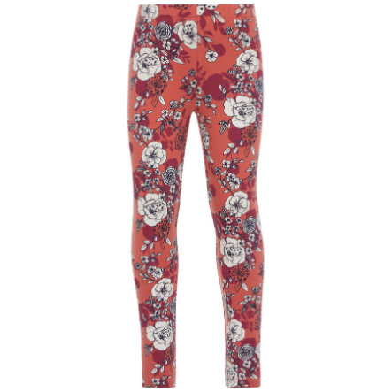 name it Girls Leggings Etinas faded rose