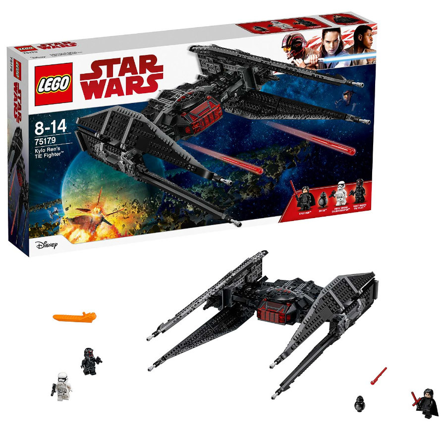 LEGO® Star Wars™ - Kylo Ren's TIE Fighter™ 75179