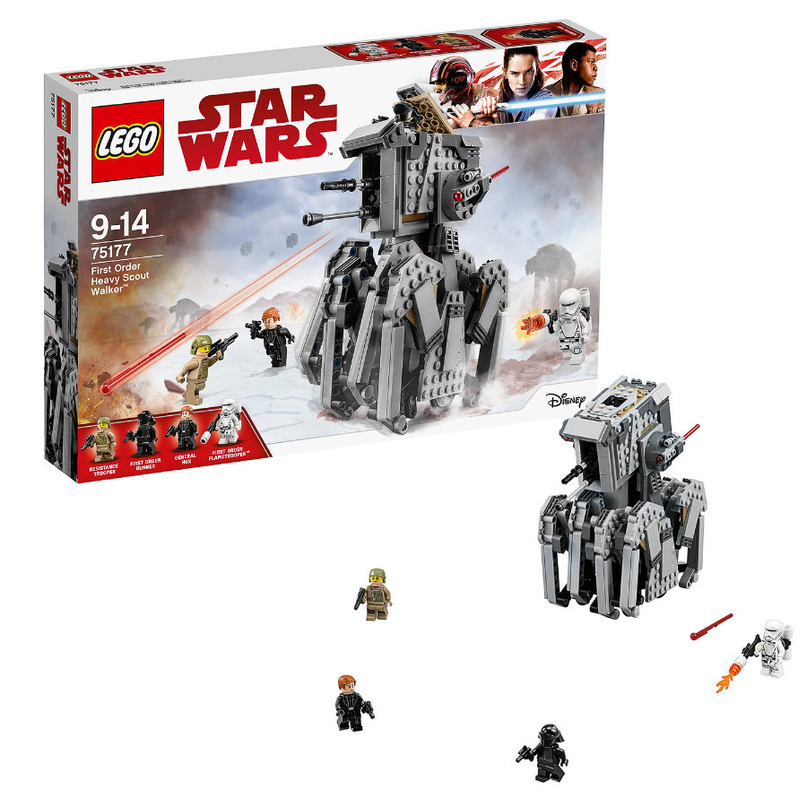LEGO® Star Wars™ - First Order Heavy Scout Walker™ 75177