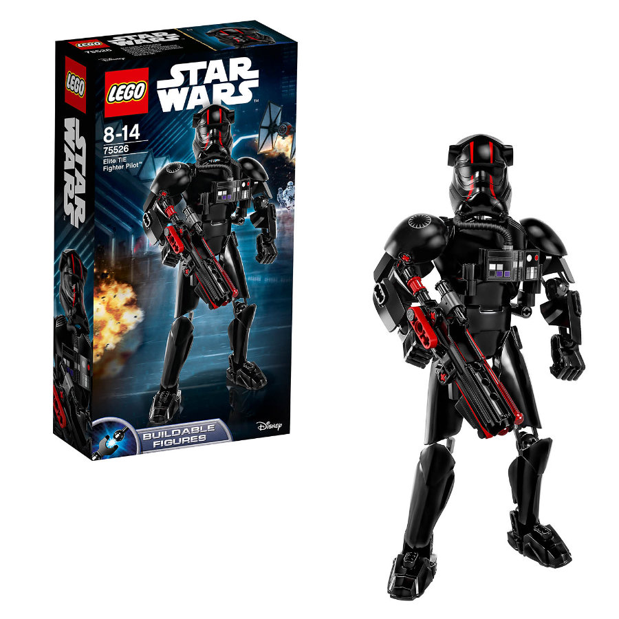 LEGO® Star Wars™ - Elite TIE Fighter Pilot™ 75526