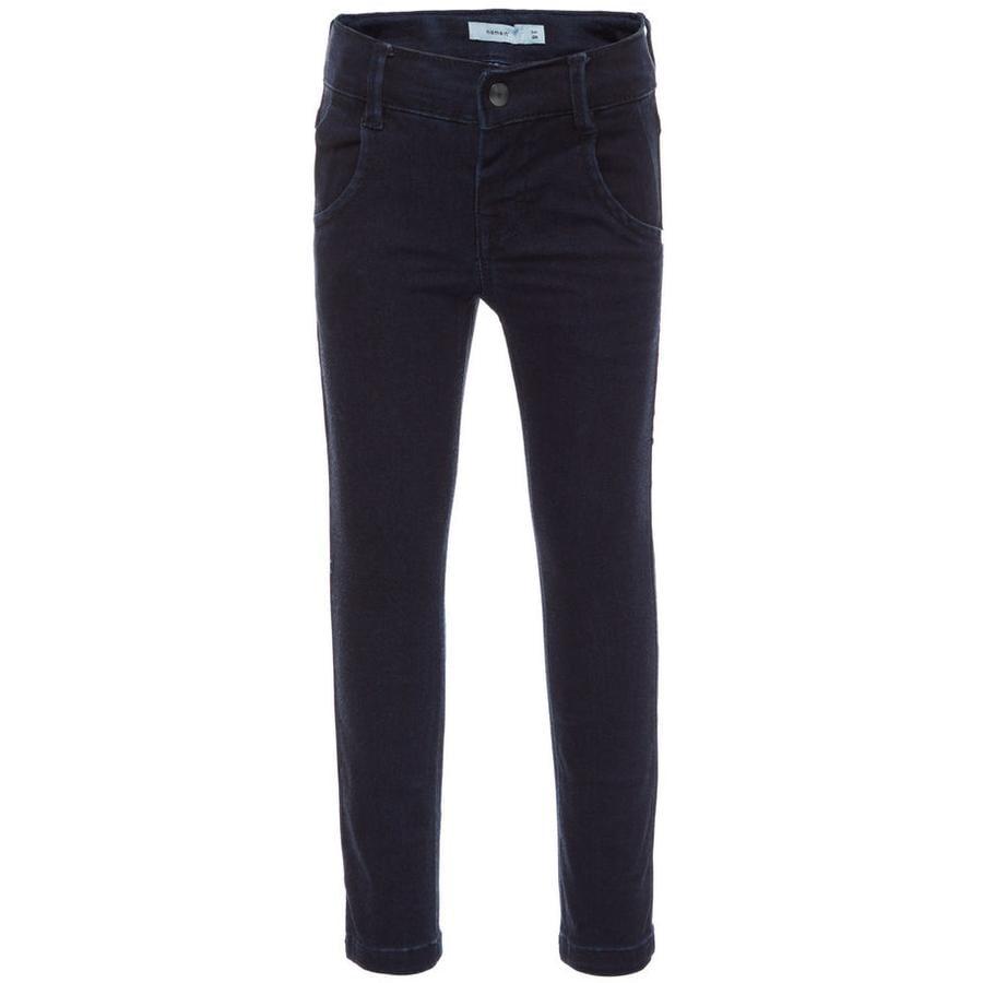 name it Boys Jeans Aksel denim azul oscuro