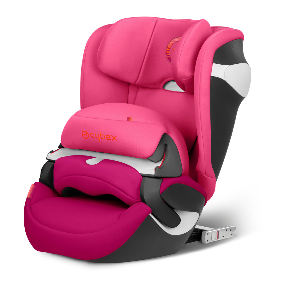 cybex GOLD Kindersitz Juno M-fix Passion Pink-purple