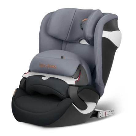 cybex GOLD Kindersitz Juno M-fix Pepper Black-dark grey