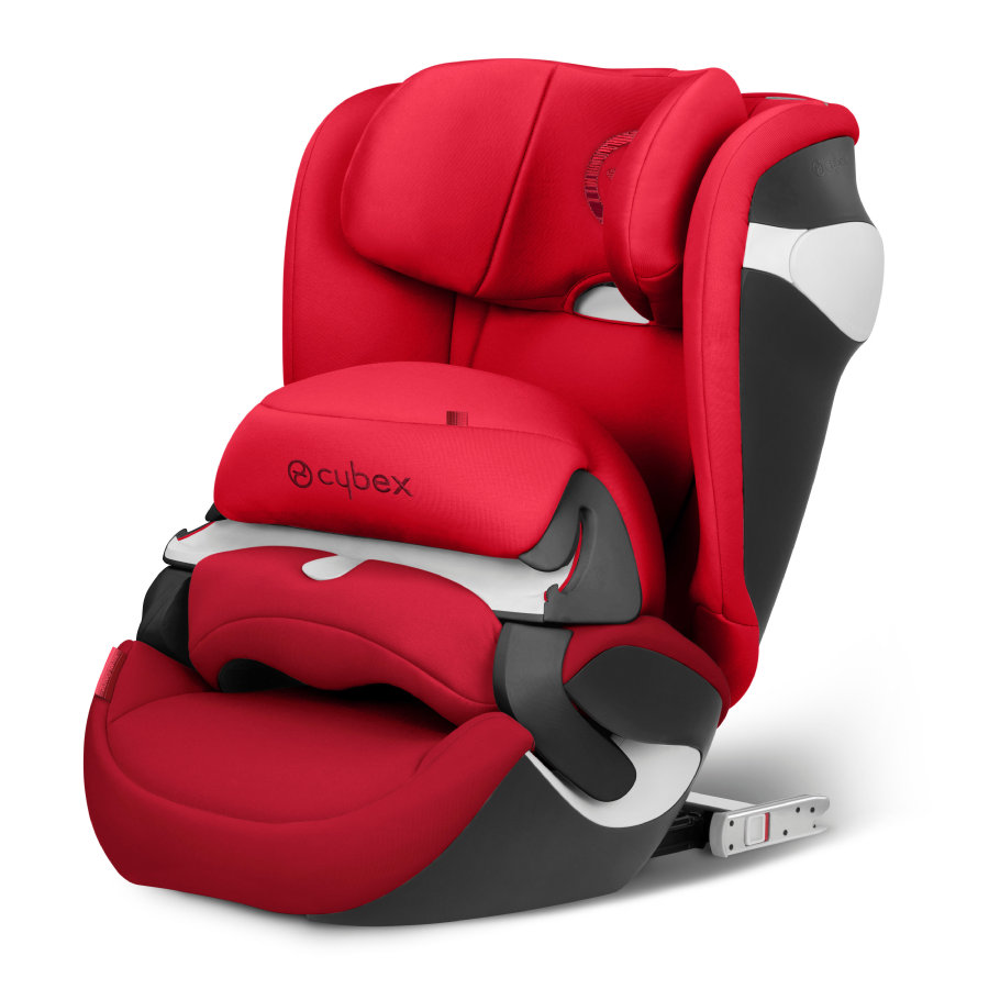 cybex GOLD Kindersitz Juno M-fix Rebel Red-red