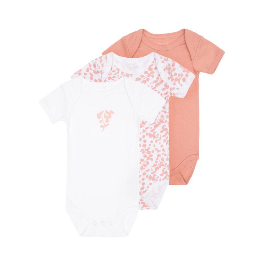 name it Girls Body 3er Pack rose tan