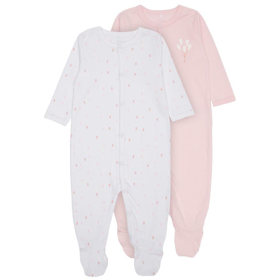 name it Pyjama enfant fille ballerina, 2 pièces