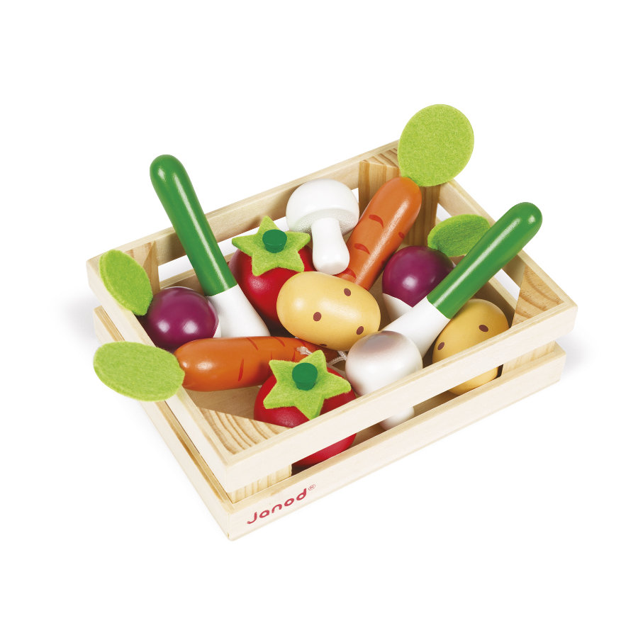 Janod® Caja de verduras