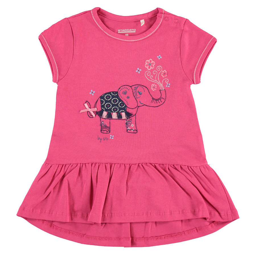 STACCATO Girl s Tuniekflamingo-olifant