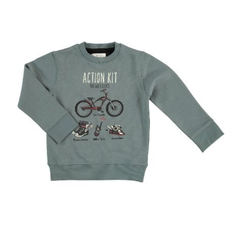 STACCATO Boys Sweatshirt dusty blue
