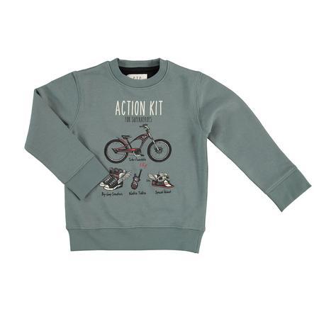 STACCATO Boys Sweatshirt dusty blue