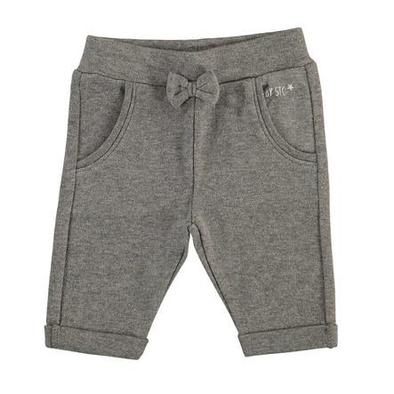 STACCATO Girl s Pantalon de survêtement en graphite mélangé