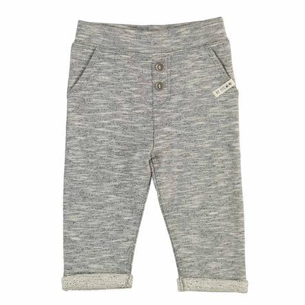 STACCATO Boys Pantalón de chándal con estructura gris