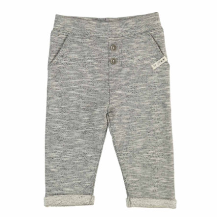 STACCATO Boys Spodnie dresowe o strukturze szarej