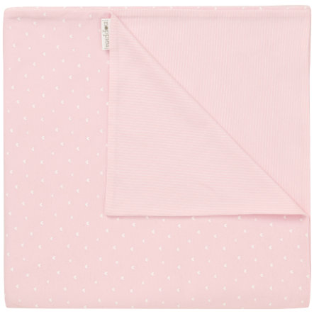 noppies Strickdecke Nemi 120x120cm Light Pink