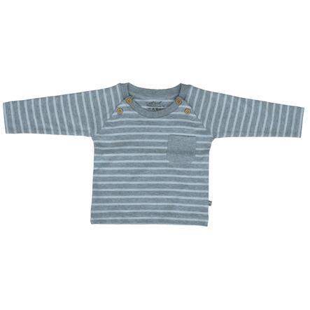 EBI & EBI Langarmshirt grau stripes