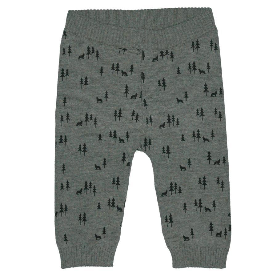 Pantalón EBI & EBI gris bosque