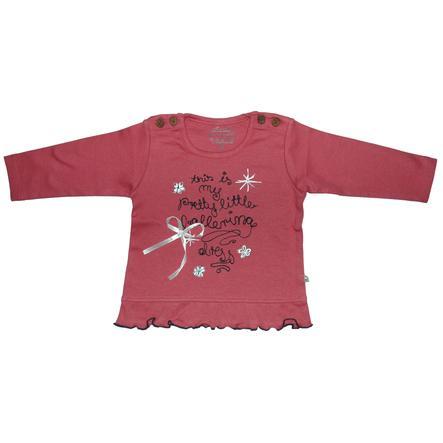 EBI & EBI camisa de manga larga roja