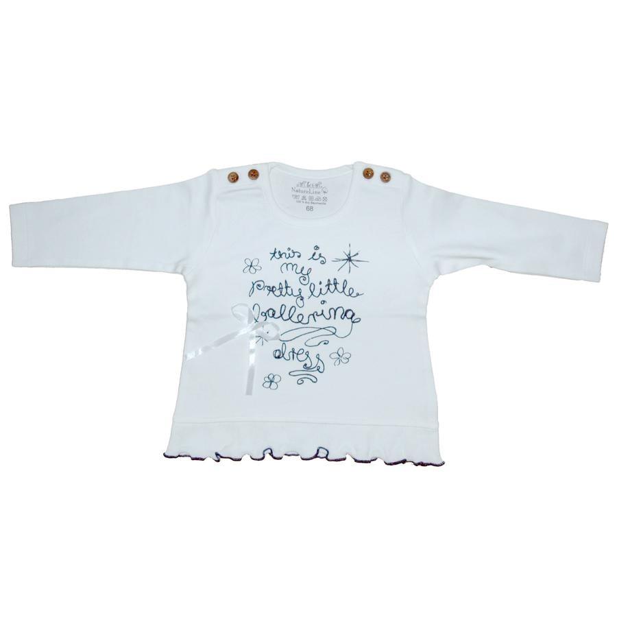 Camicia manica lunga EBI & EBI bianca