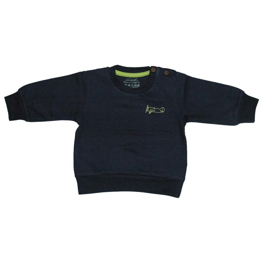 Sweatshirt EBI & EBI Sweatshirt Avion marine