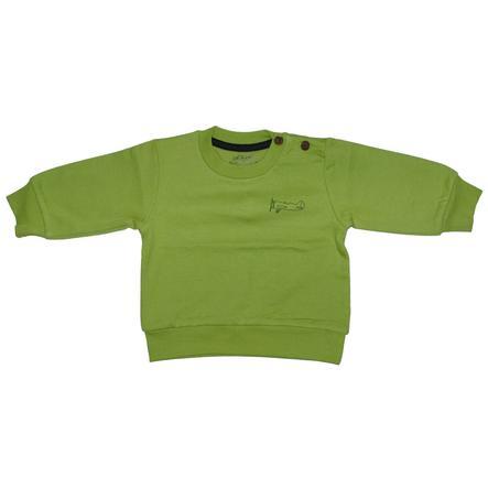 EBI & EBI Sweatshirt Vliegtuig kiwi