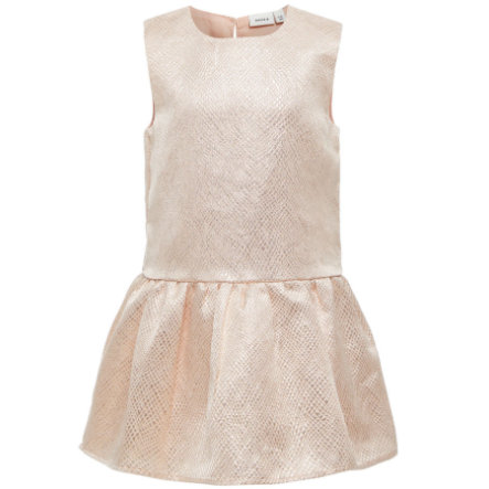 name it Girls Kleid Ines evening sand
