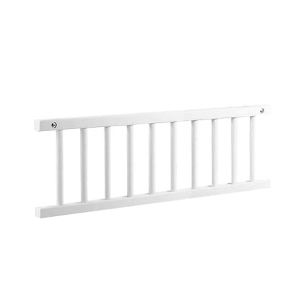 babybay Barierka do łóżeczka dostawnego Mini / Midi / Original kolor biały
