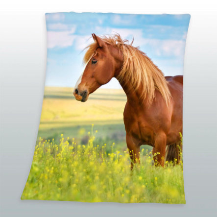 HERDING Vlies deken paard