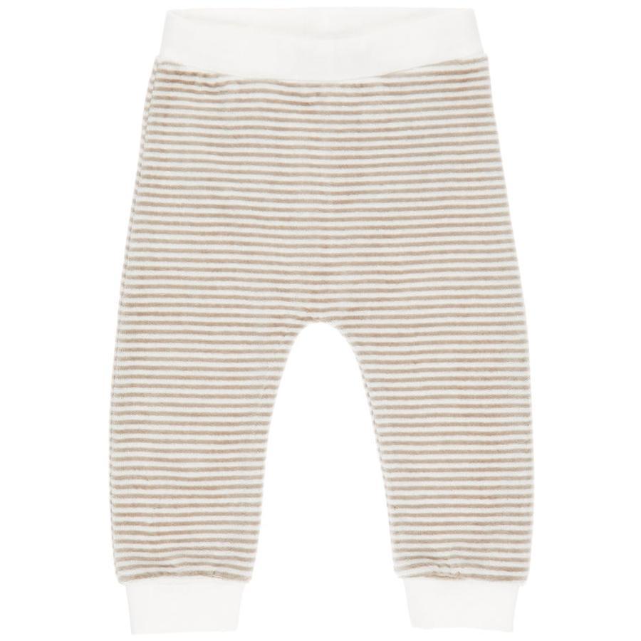 name it Pantalon de survêtement Tunnet blanc neige