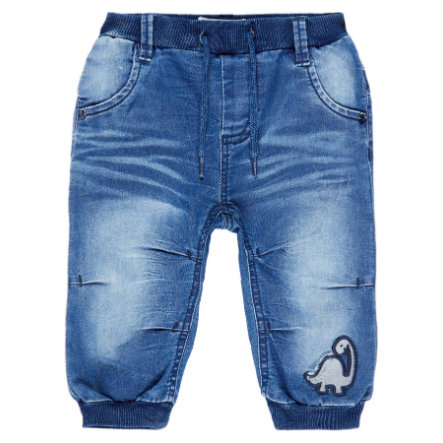 name it Boys Jeans Ajok średnio-niebieski denim.