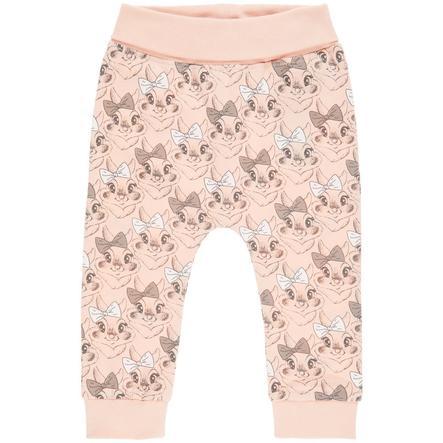 name it Girl s Pantalon de survêtement Thumper sable du soir