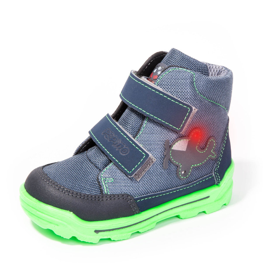 Pepino Boys Bottes Blinker Julian jeans/brouillard (large)