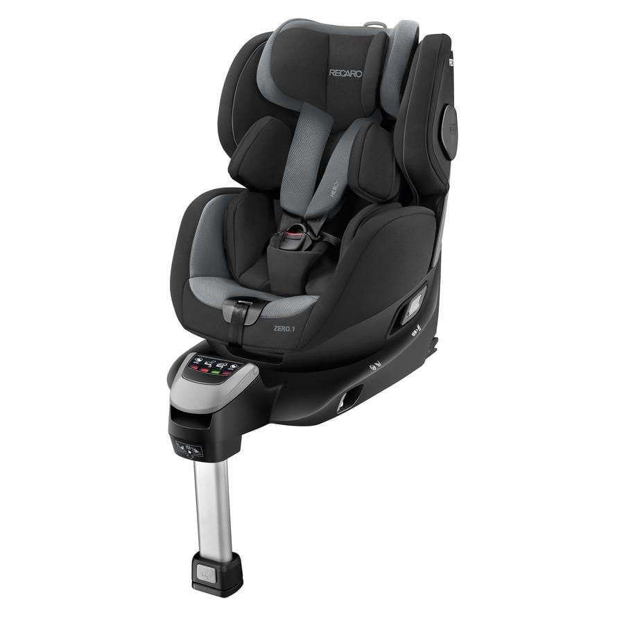 RECARO Silla de coche Zero 1 i-Size Carbon Black