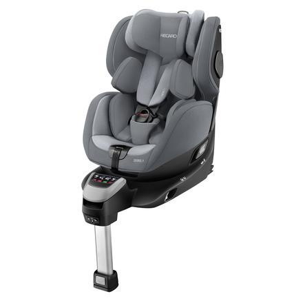RECARO Silla de coche Zero 1 i-Size Gris aluminio - rosaoazul.es