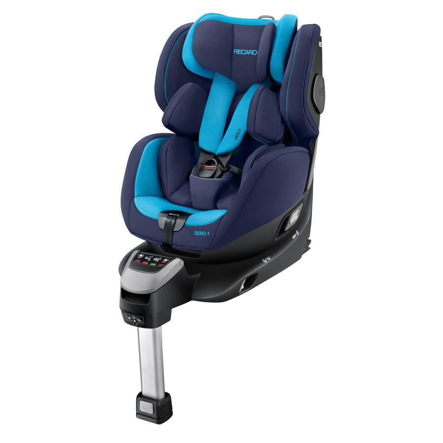 RECARO Autostoel Zero 1 i-Size Xenon Blue