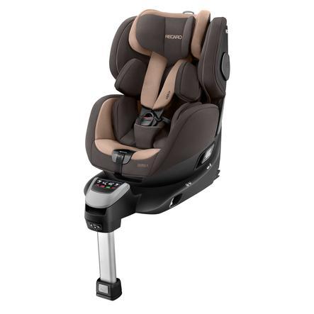 RECARO Kindersitz Zero. 1 i-Size Dakar Sand