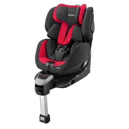 RECARO Silla de coche Zero 1 i-Size Racing Red
