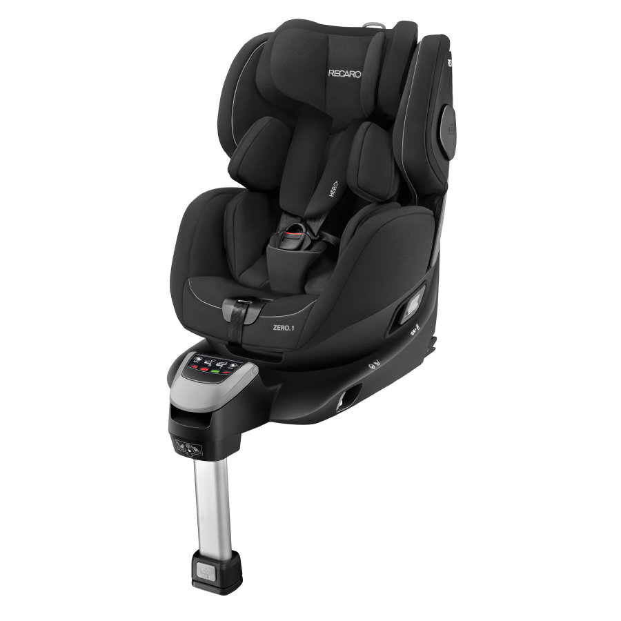 RECARO Zero 1 i-Size Performance Black, 2017
