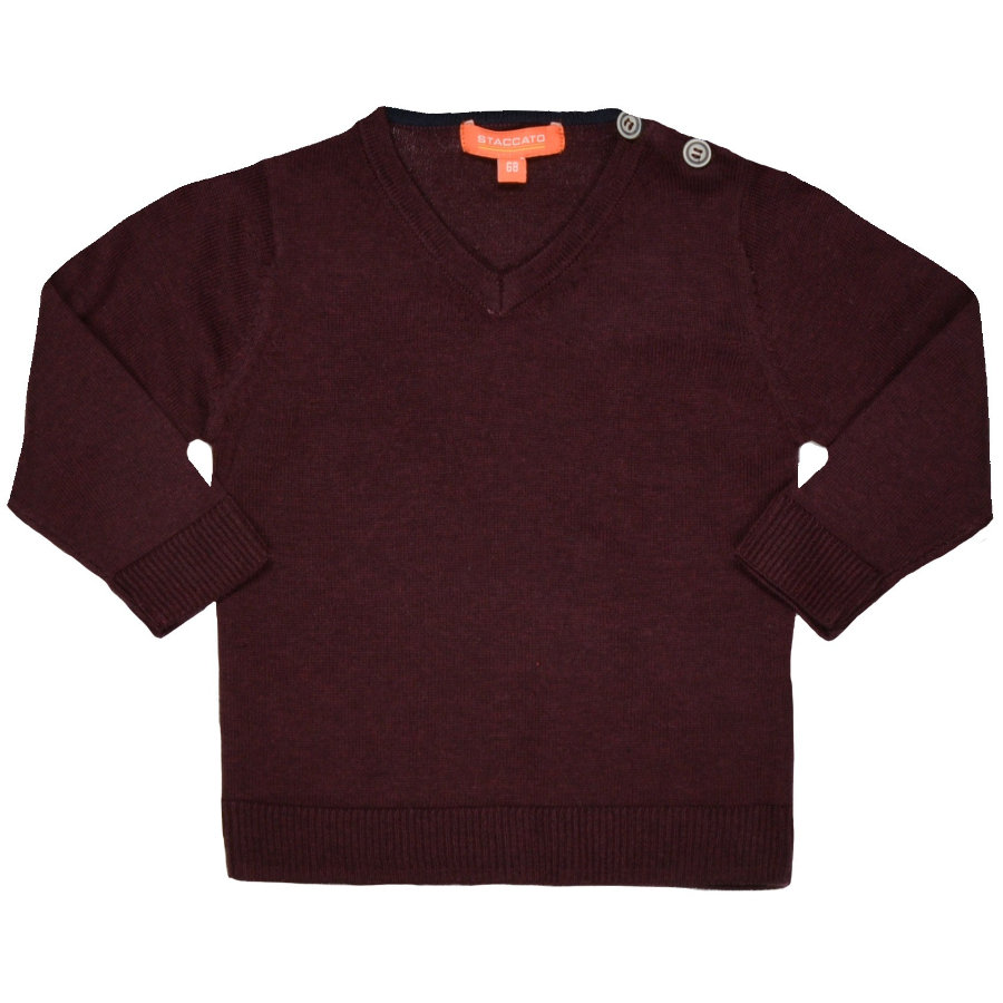 STACCATO Boys Pullover deep red