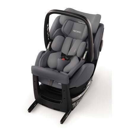 RECARO Fotelik samochodowy Zero. 1 Elite i-Size Aluminium Grey