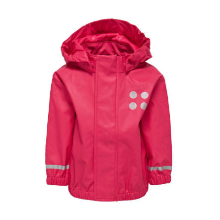 LEGO wear Manteau de pluie enfant Jane rouge