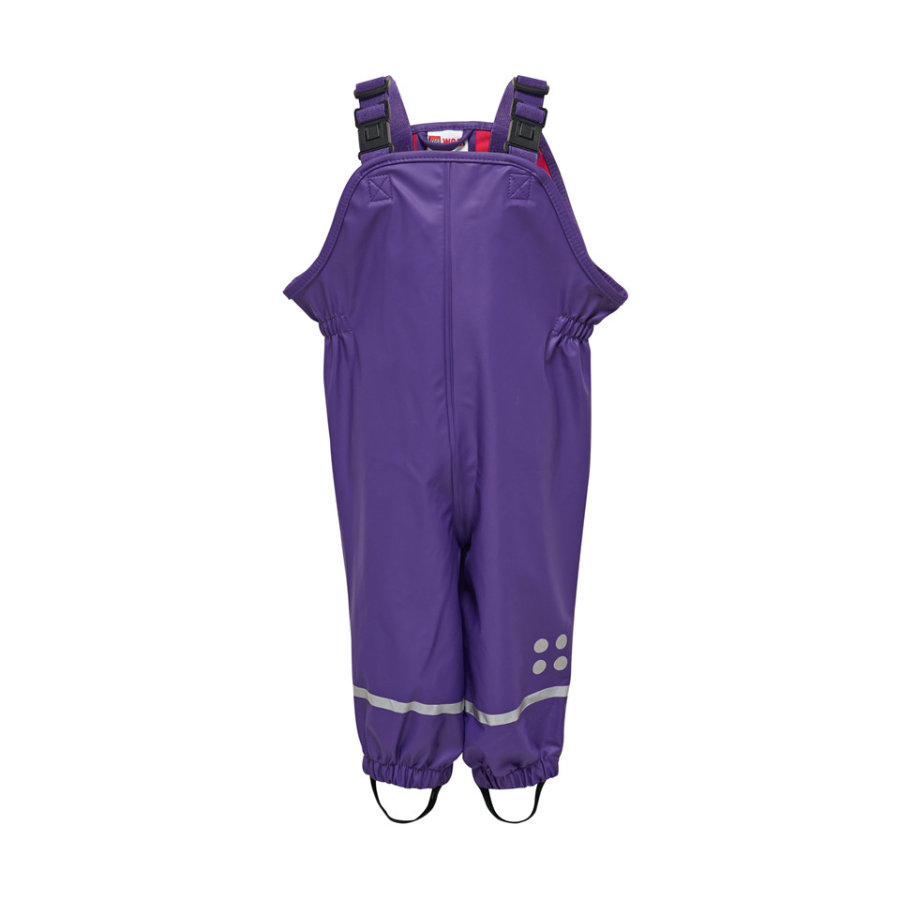 LEGO wear Regenhose Peggy dark purple