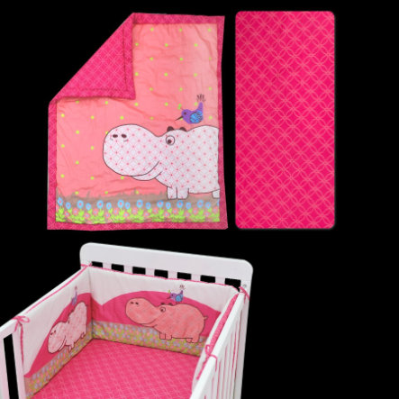 toTs by smarTrike® -  Bettset Joy Hippo, pink