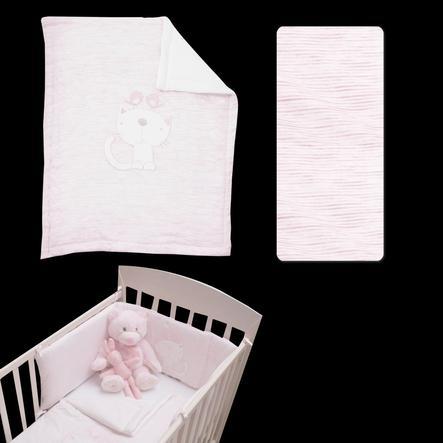 toTs by smarT rike ® - bedset Classic pink - melange