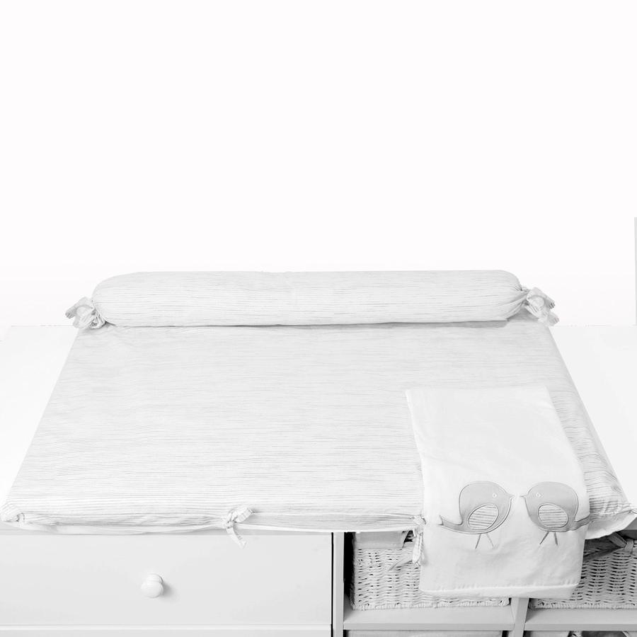 toTs by smarTrike® - Puslemåtte Classic, grå 100x80x4cm